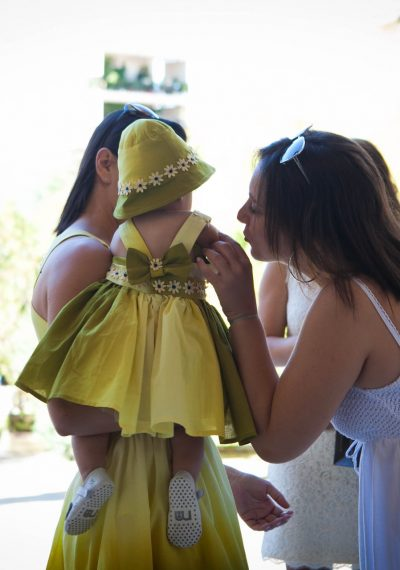 Daughter & Mother in Yellow 2