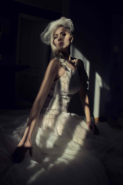 Νυφικό Princess Alcmene Λίλιαν Ξυδιά