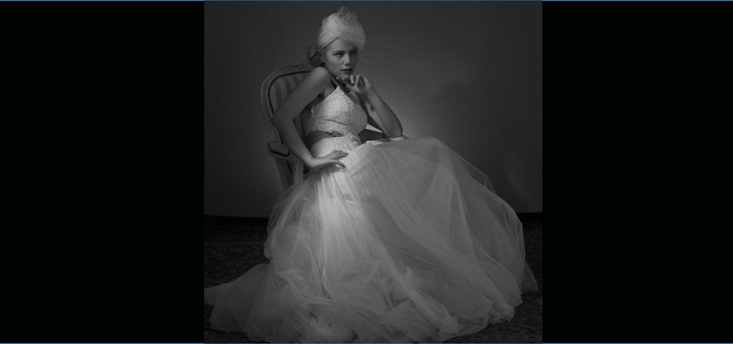 Νυφικό Princess Καπελίνο λίλιαν Ξυδιά